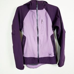 REI| Purple and lilac coat jacket 125
